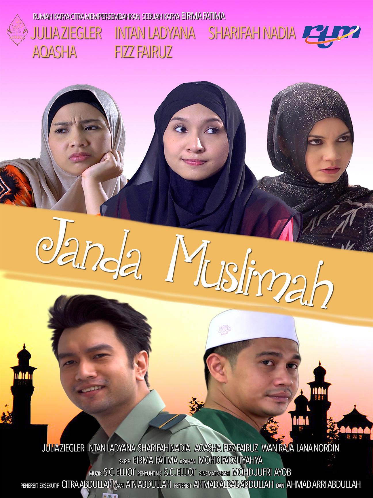 Siaran Media Kisah Janda Muslimah Cari Calon Suami Di Tv2
